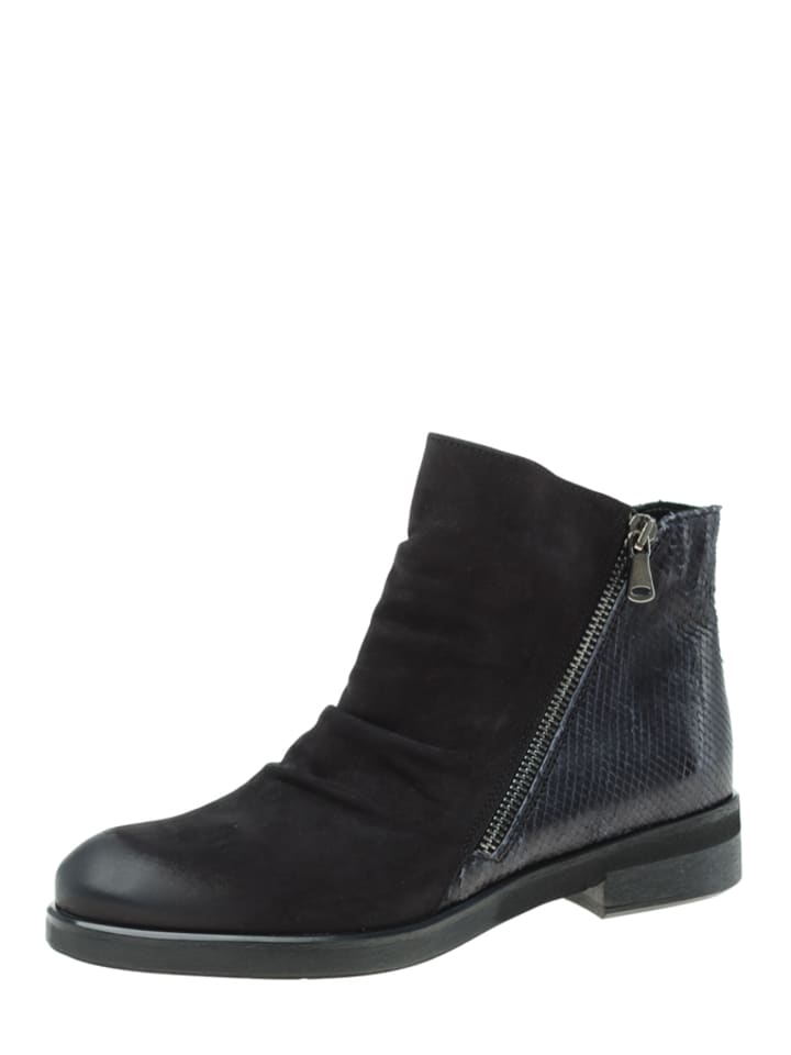 Carinii Carinii Ankle Boots  in schwarz