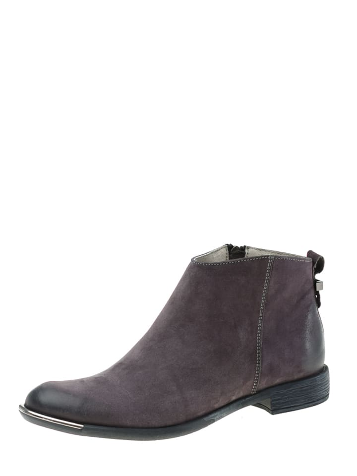 Carinii Carinii Ankle Boots  in anthrazit