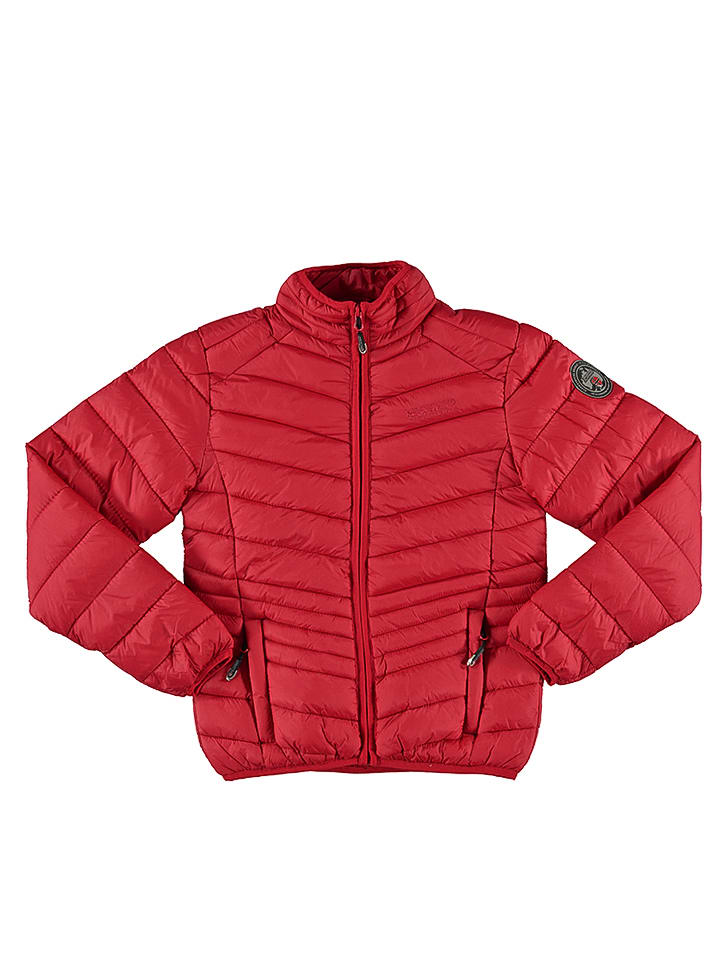 """Geographical Norway Jas """"Chaplin"""" rood"""