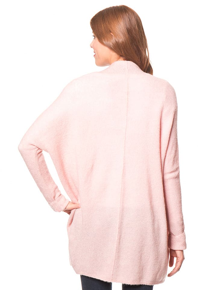 Tom Tailor Cardigan in Rosa