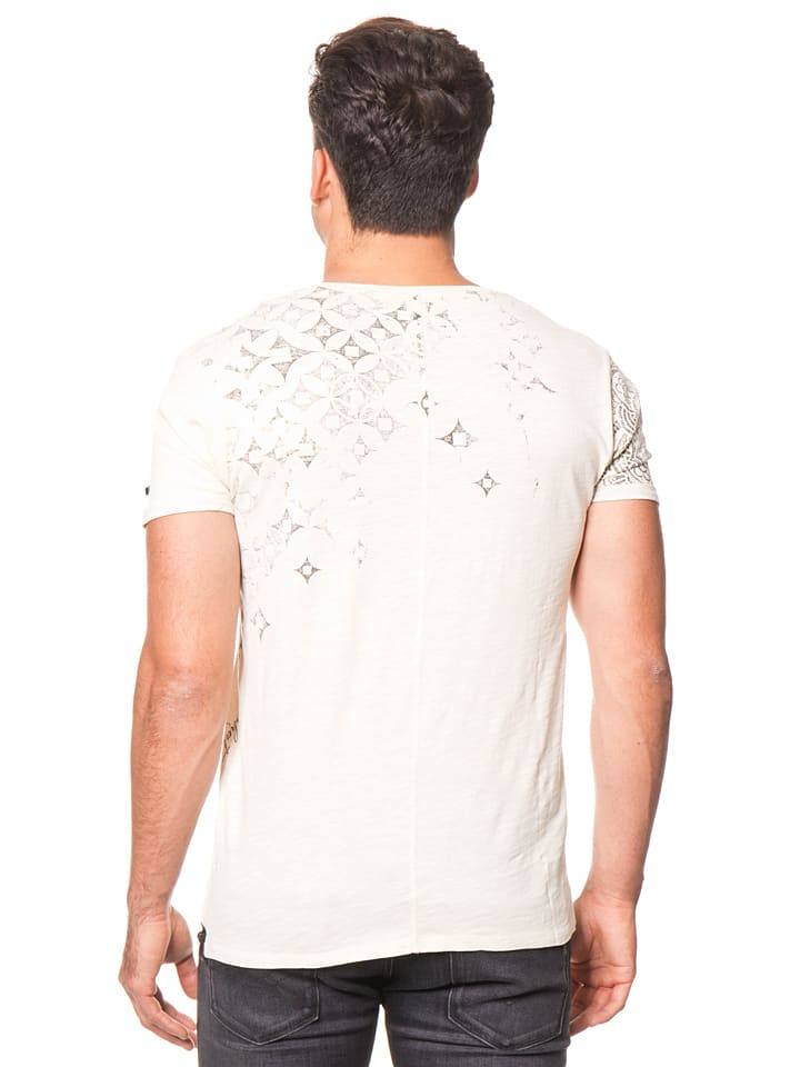 Replay Shirt in Creme