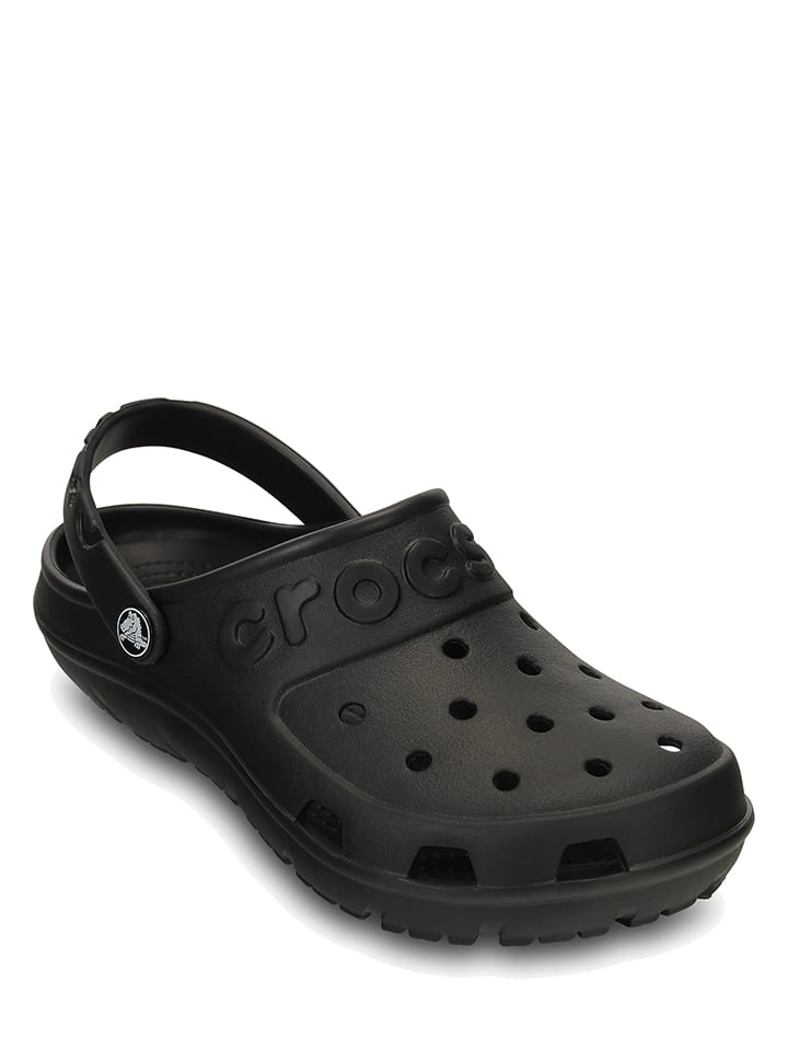 "Crocs Clogs ""Hilo"" zwart"