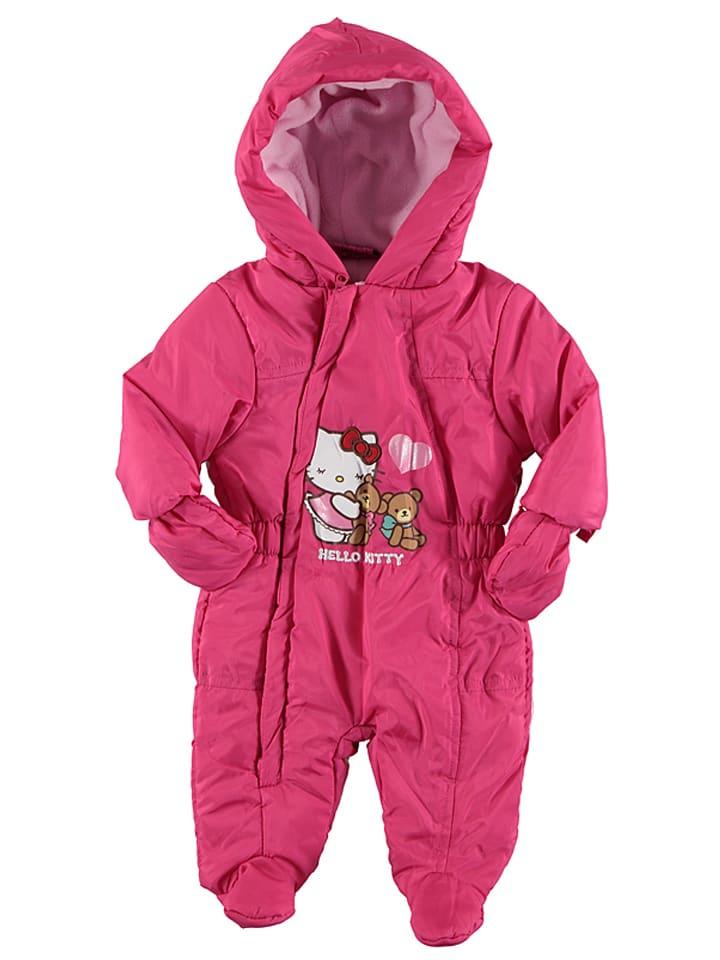 "Hello Kitty Overall ""Hello Kitty"" in Pink"