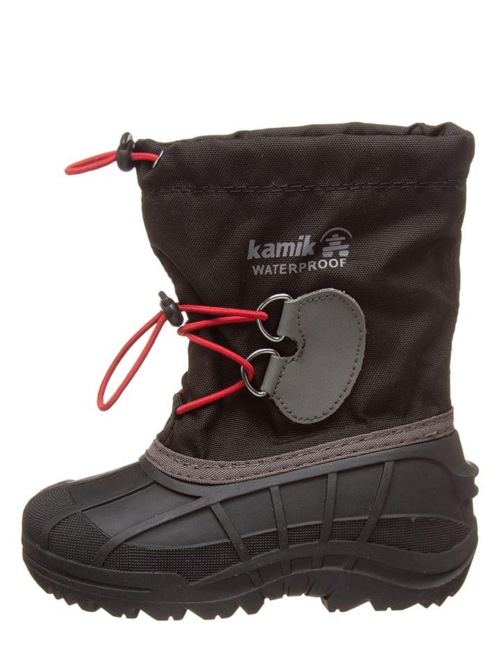 "Kamik Winterlaarzen ""Southfrost"" zwart"
