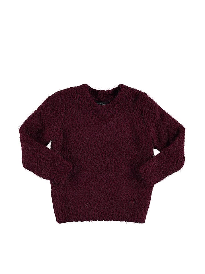 Marc O'Polo Junior Pullover in Bordeaux