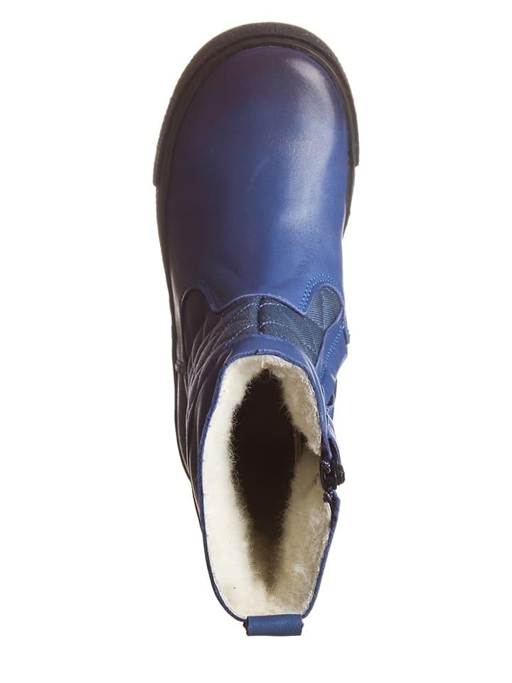 BO-BELL Boots in Blau