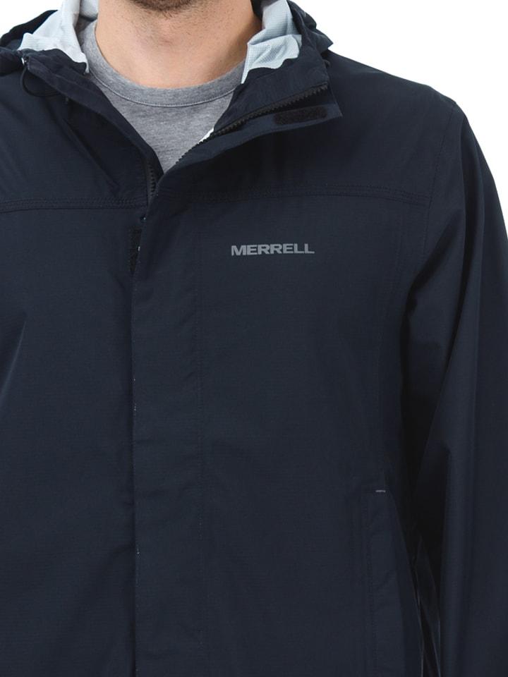 Merrell Jacke in Schwarz