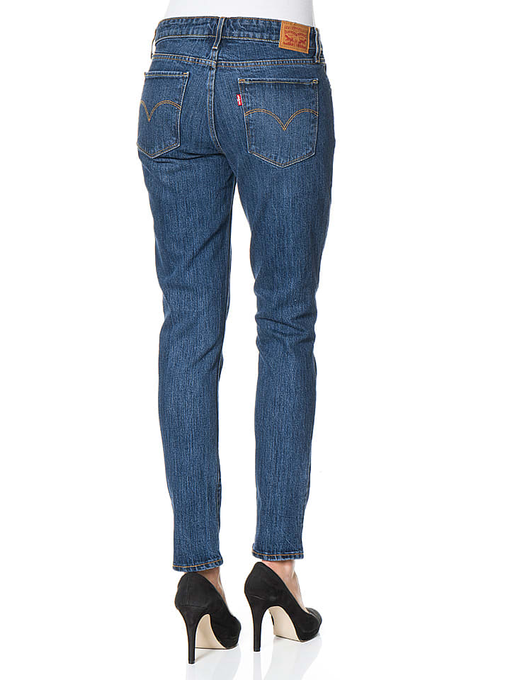 "Levi´s Jeans ""711"" - Skinny fit - in Dunkelblau"