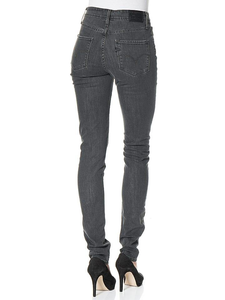 "Levi´s Jeans ""721"" - Skinny fit - in Schwarz"