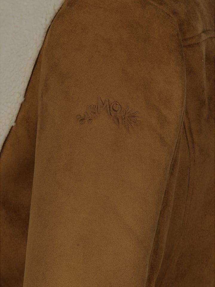 MyMo Jacke in Braun