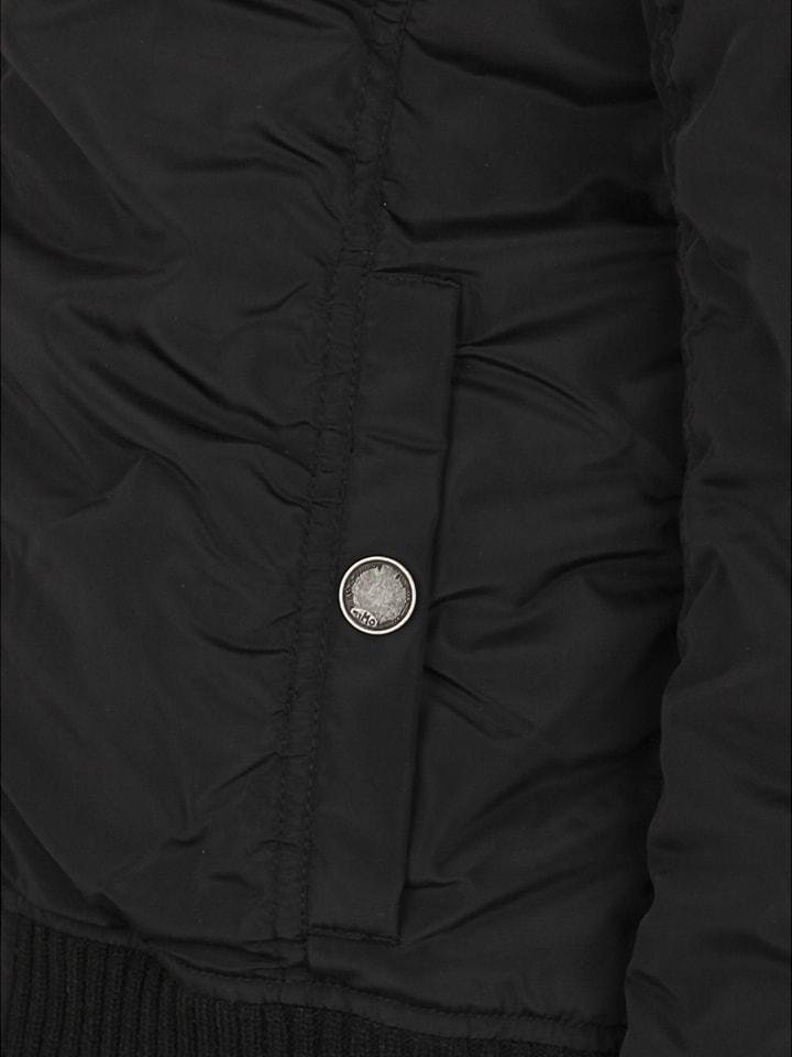 MyMo Jacke in Schwarz