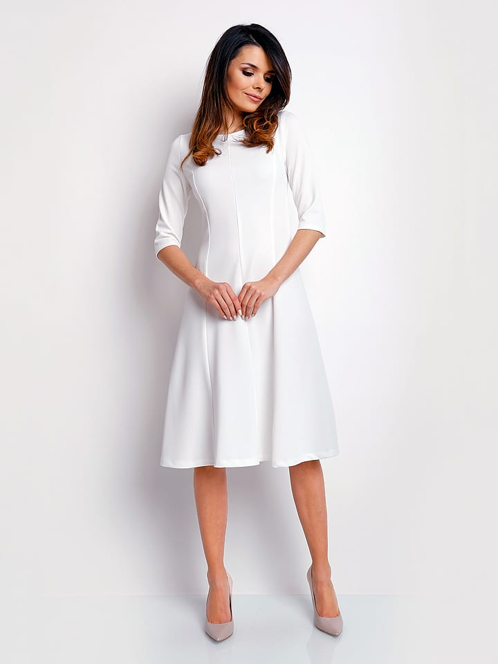 Foggy Kleid in Creme