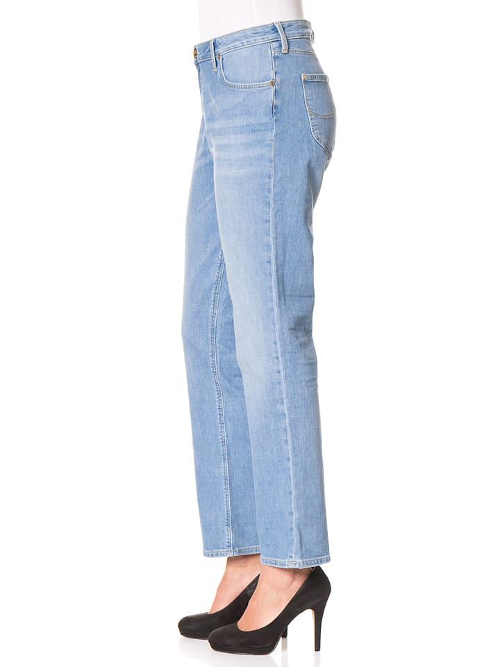 """Lee Jeans Jeans """"Marion"""" - Regular fit - in Hellblau"""