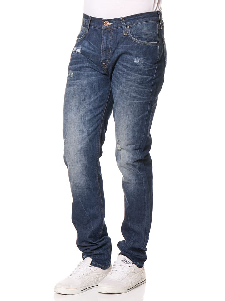 "Lee Jeans Jeans ""Arvin Crushed"" - Regular fit - in Blau"