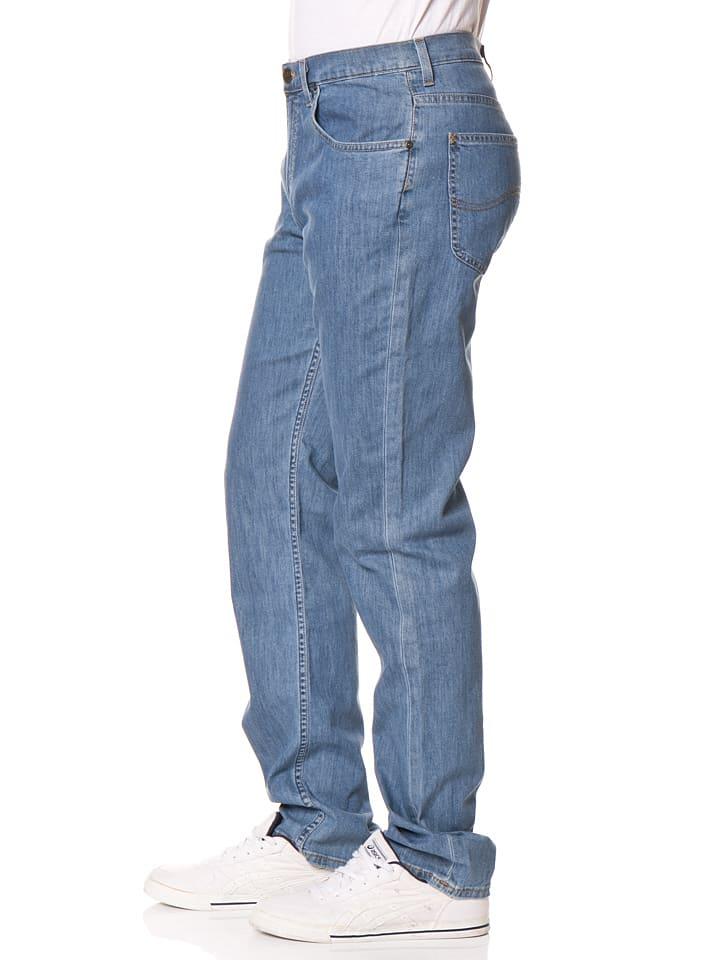 """Lee Jeans Jeans """"Brooklyn"""" - Regular fit - in Hellblau"""