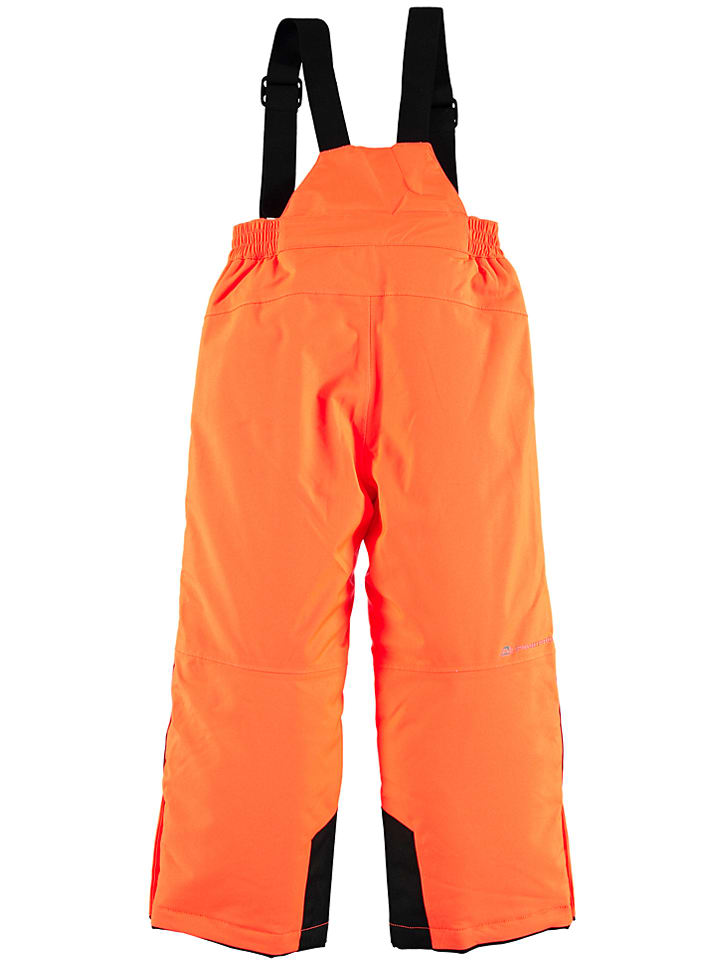 Alpine Pro Ski-/ Snowboardhose Nuddo in Orange