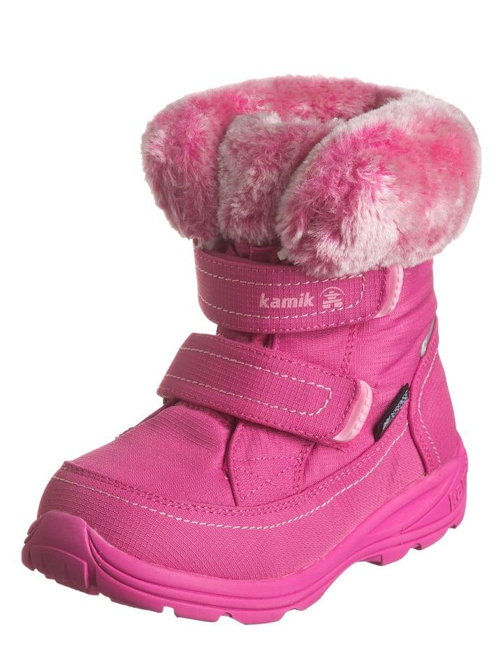 """Kamik Winterstiefel """"Leaf"""" in Pink"""