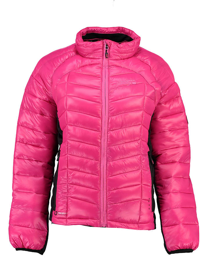"Geographical Norway Winterjacke ""Coco"" in Pink"