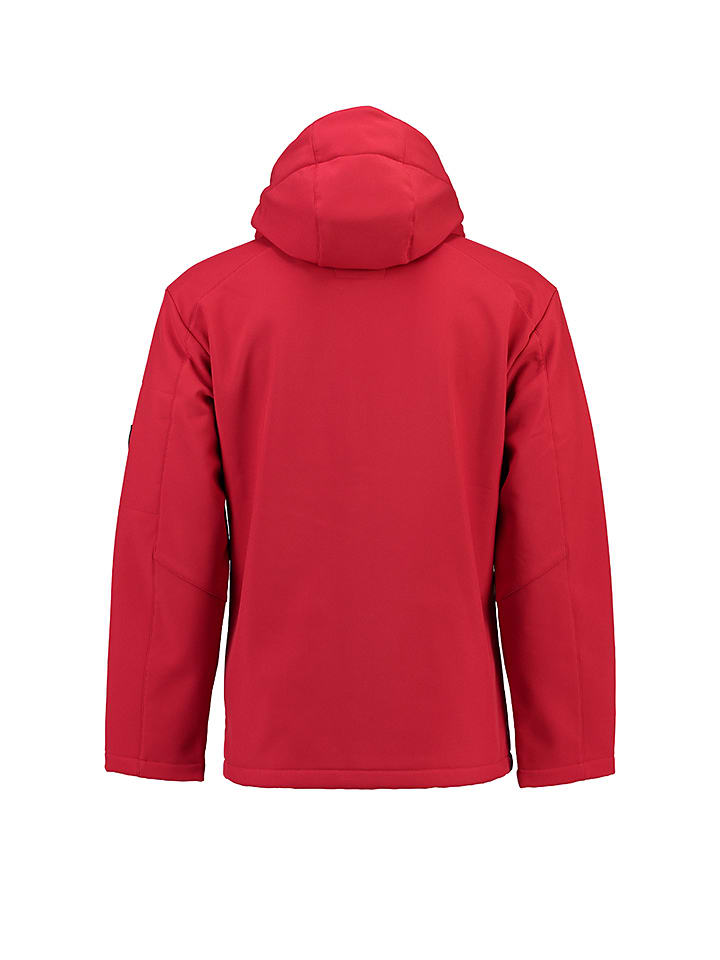 "Geographical Norway Softshelljacke ""Tevet"" in Rot"