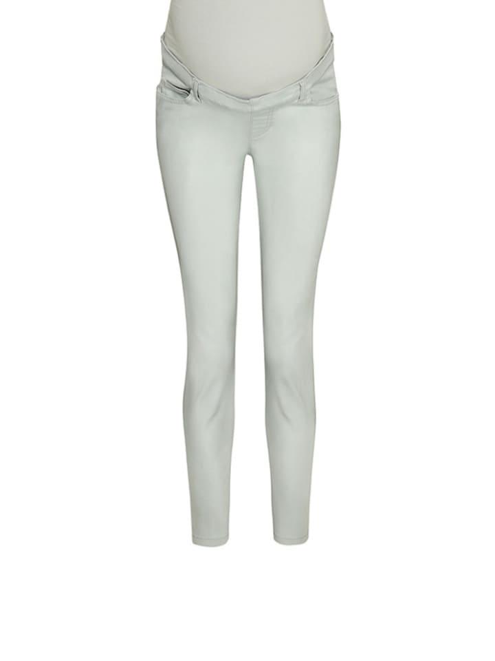 Bellybutton Jean - gris clair