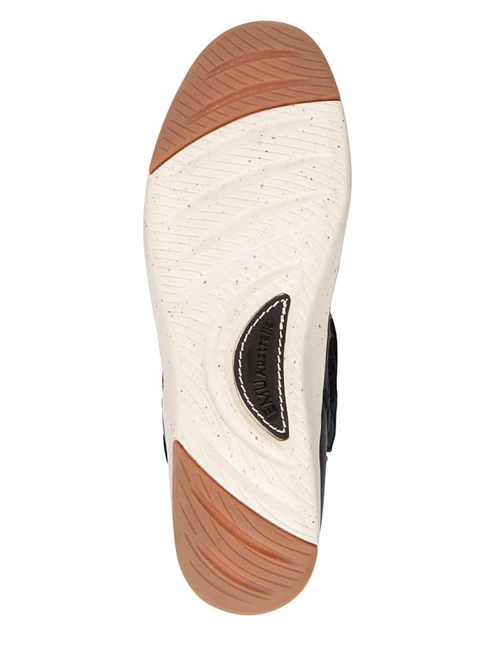 """EMU Leder-Boots """"Numeralla"""" in Schwarz"""
