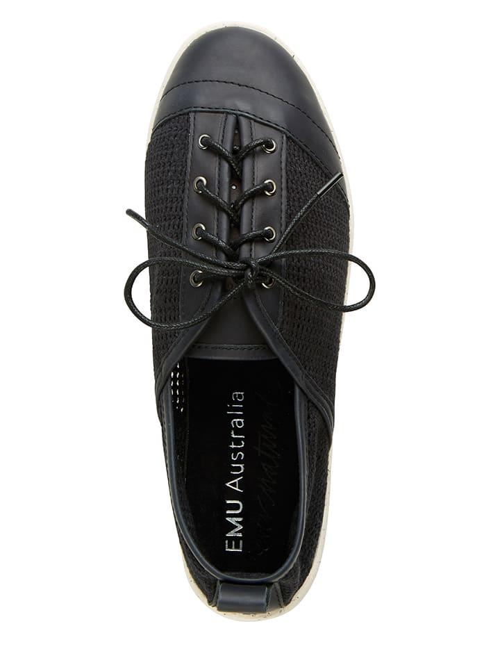"EMU Sneakers ""Pilbara"" in Schwarz"