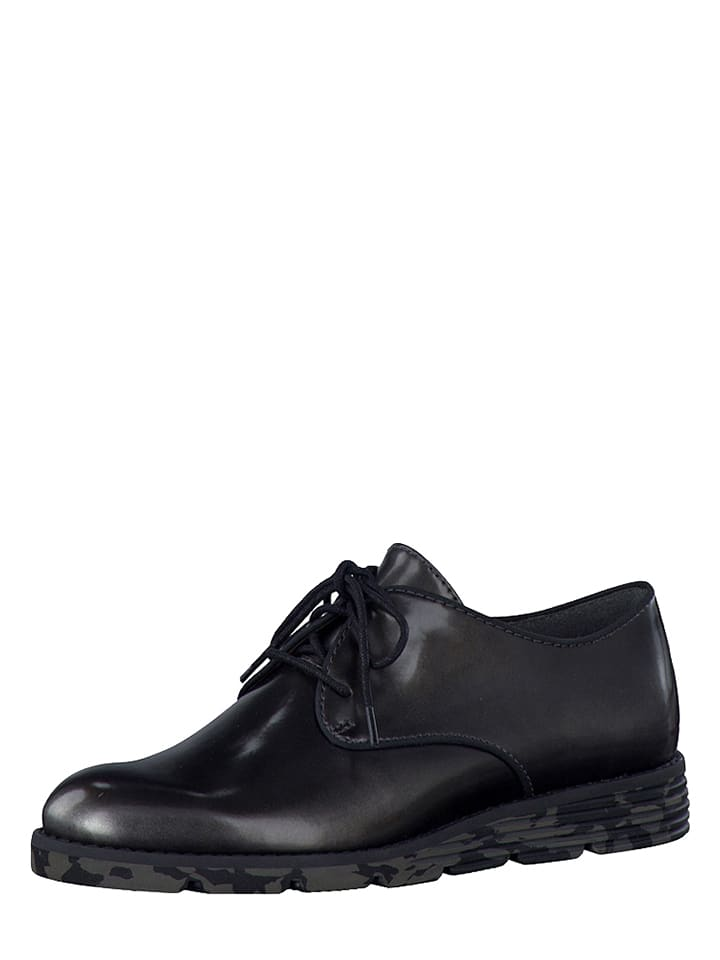S. Oliver Chaussures à lacets - anthracite