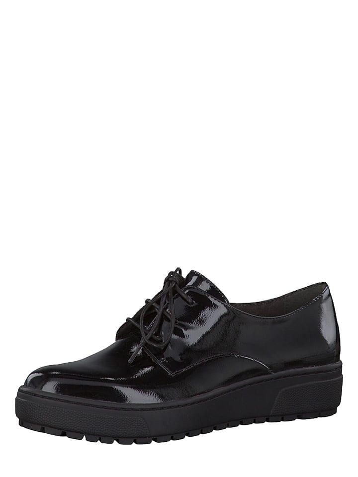 S. Oliver Chaussures à lacets - noir