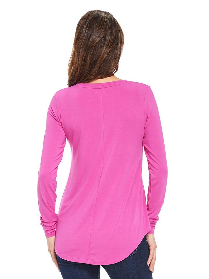Hatley Longsleeve in Pink