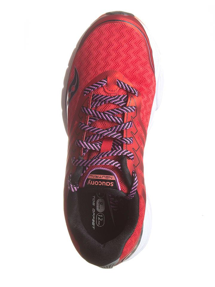 """Saucony Sneakers """"Breakthru 2"""" in Rot"""