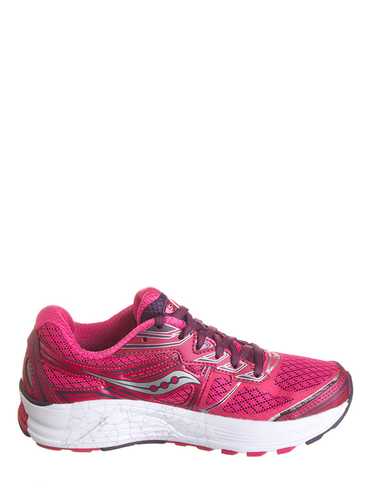 "Saucony Laufschuhe ""Guide 9"" in Pink"