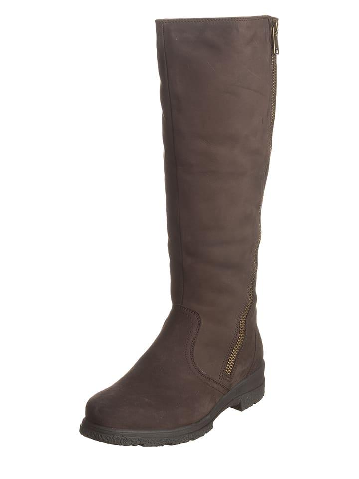 """Caprice Leder-Stiefel """"Dascha"""" in Braun"""