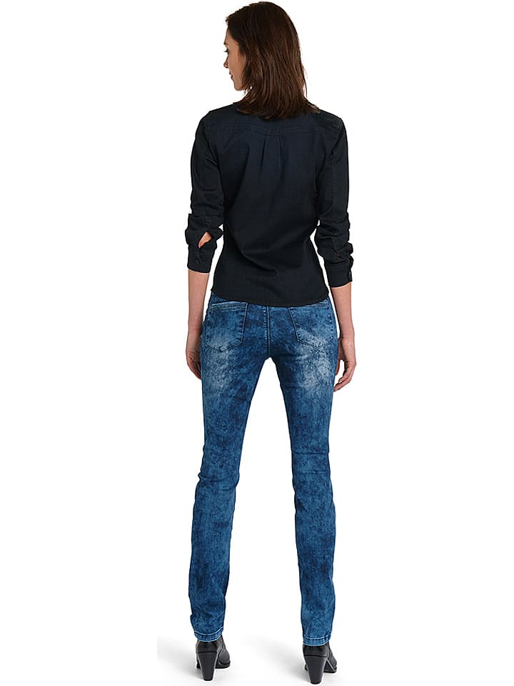 "H.I.S Jeans ""Marylin"" - Straight Leg"" - in Blau"