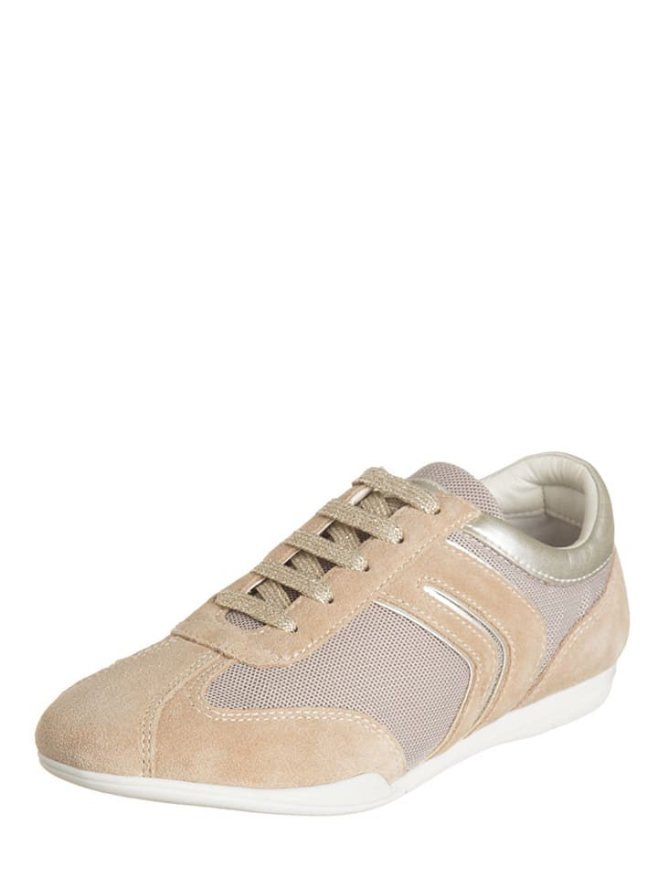 Geox Sneakers in Taupe