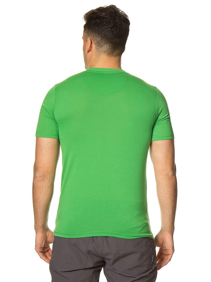 "Schöffel Shirt ""Madoc"" in Grün"