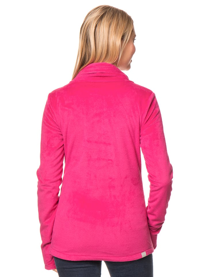 "Bench Fleecejacke ""Riskrunner"" in Pink"