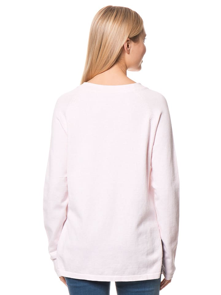 """Bench Pullover """"Wrath"""" in Rosa"""