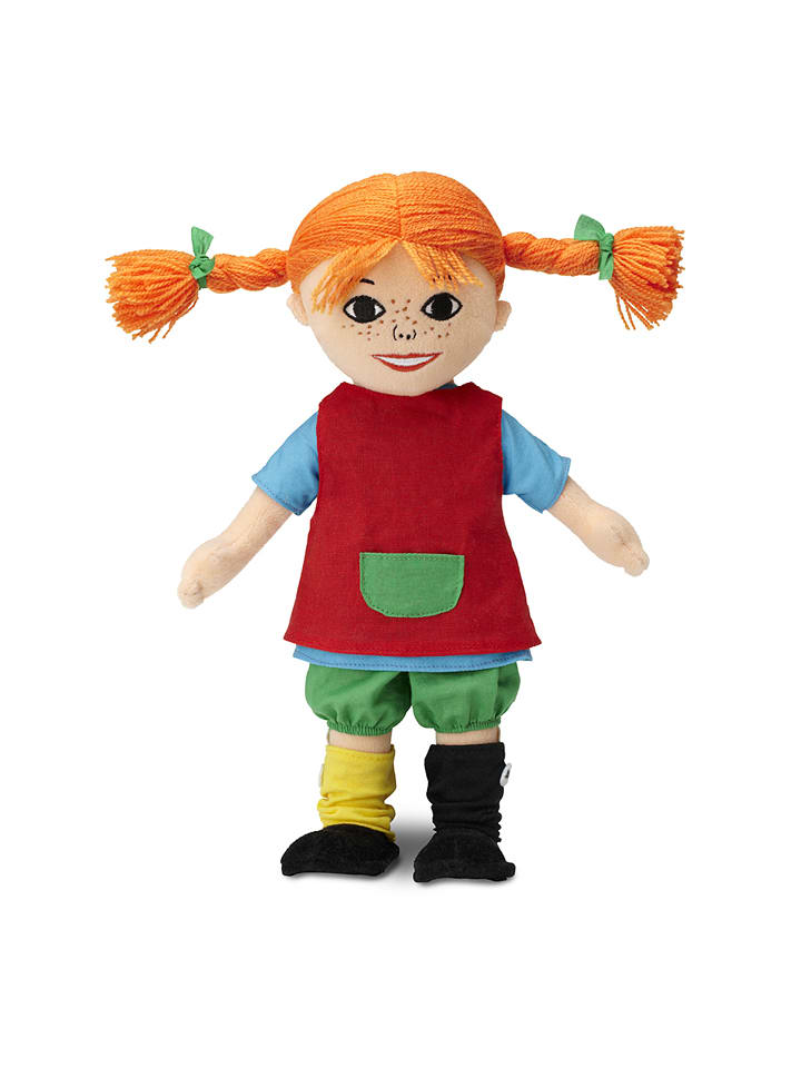 "Glow2B Knuffel ""Pippi Langkous"" - (H)18 cm"