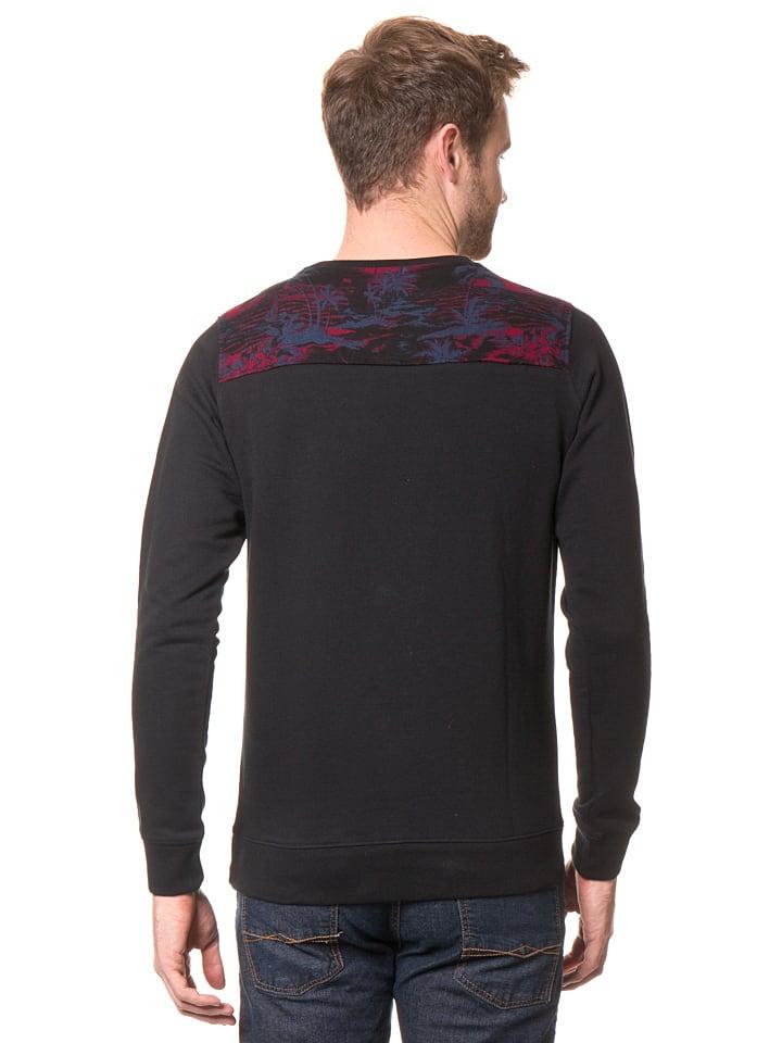 """O`Neill Sweatshirt """"Flannelville"""" in Schwarz"""