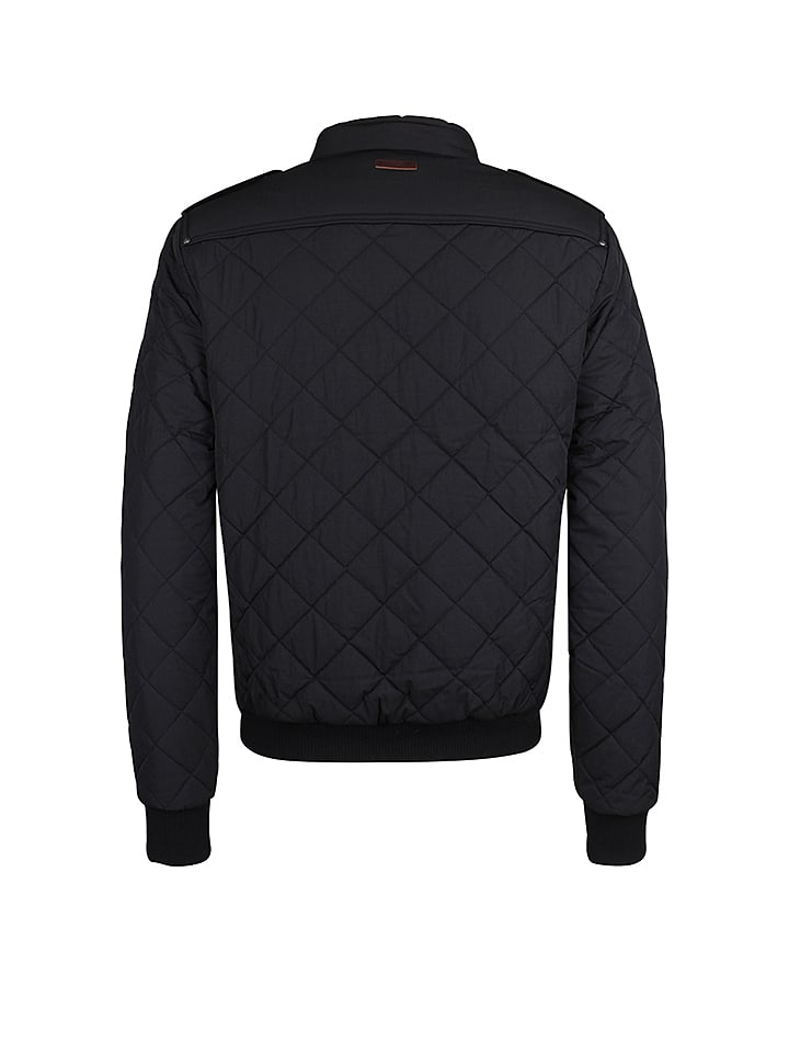 DreiMaster Jacke in Schwarz
