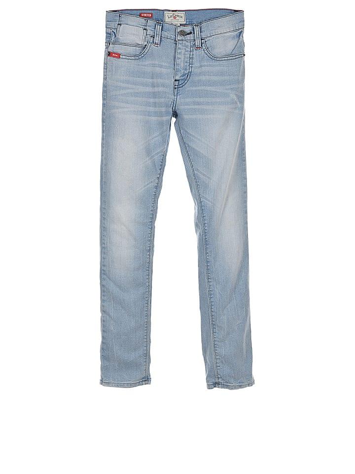 Lee Cooper Dżinsy w kolorze błękitnym
