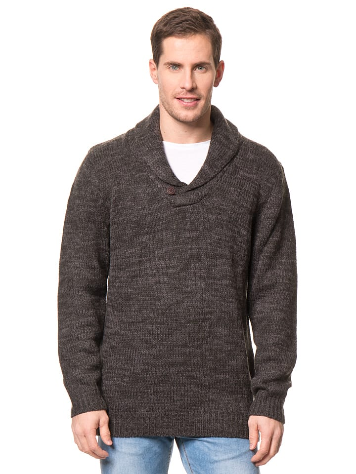 "Billabong Pullover ""Riley"" in Anthrazit"