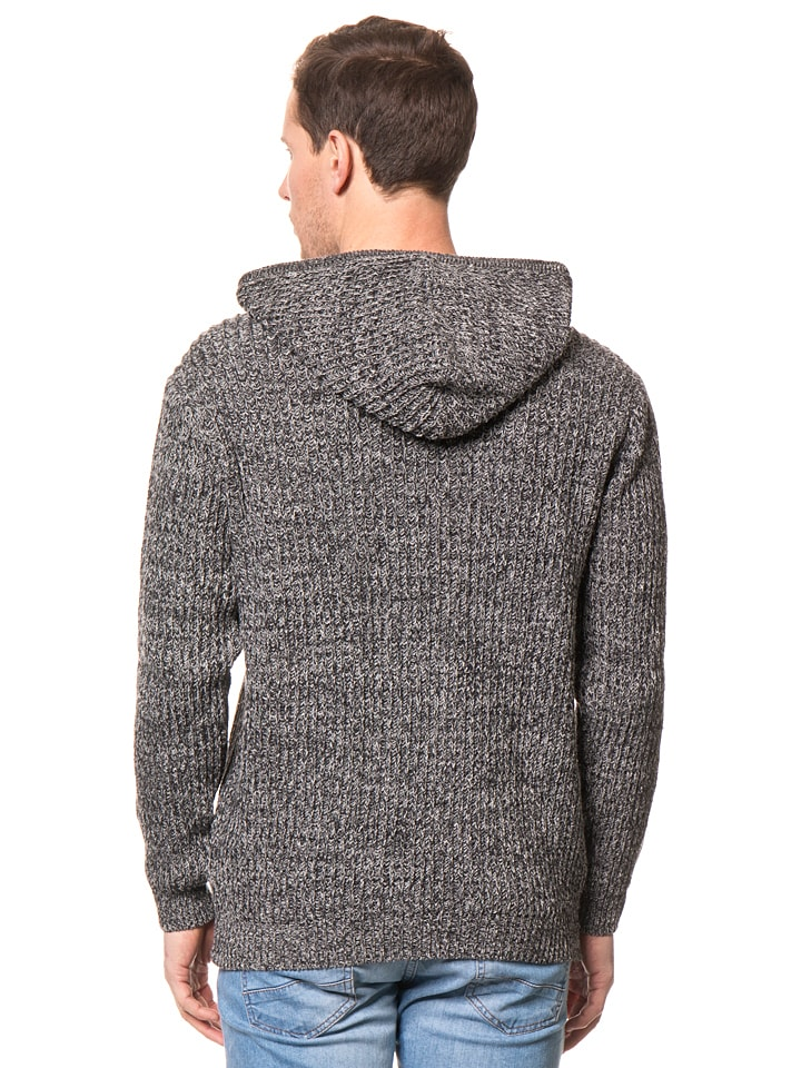 "Billabong Pullover ""Fish"" in Grau/ Anthrazit"
