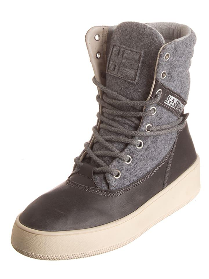"Napapijri Sneakers ""Nova"" in Grau"