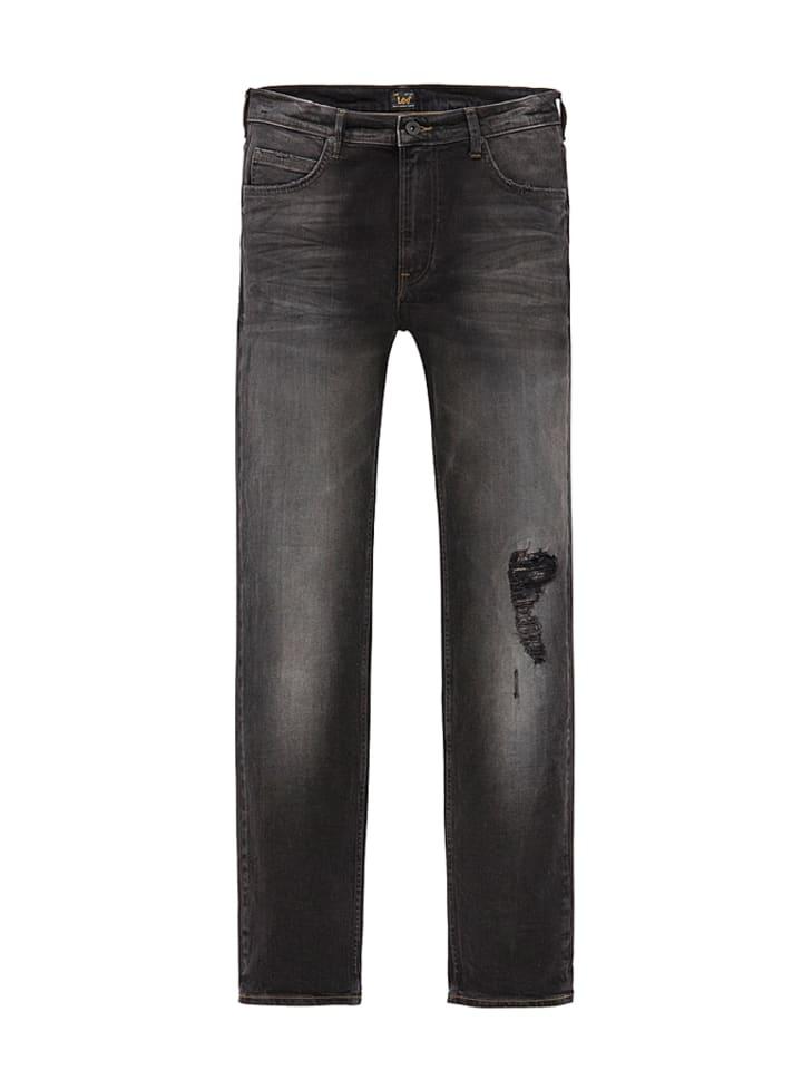 Lee Jeans Rider - Slim fit - in Schwarz