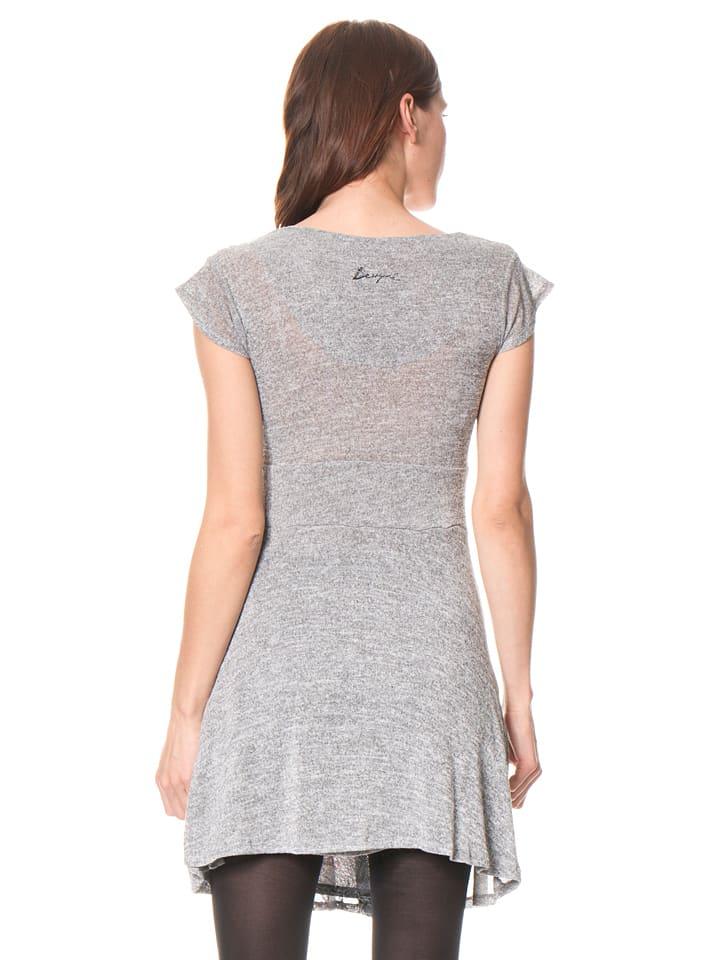 """Desigual Kleid """"Rihanne"""" in Grau"""