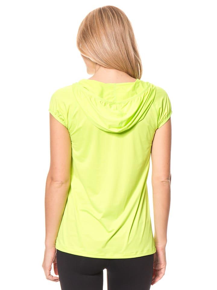 """Venice Beach Funktionsshirt """"Amelie"""" in Neongrün"""
