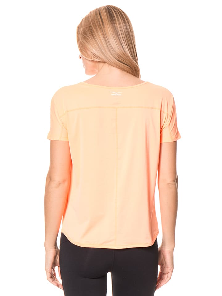 "Venice Beach Funktionsshirt ""Bella"" in Neonorange"