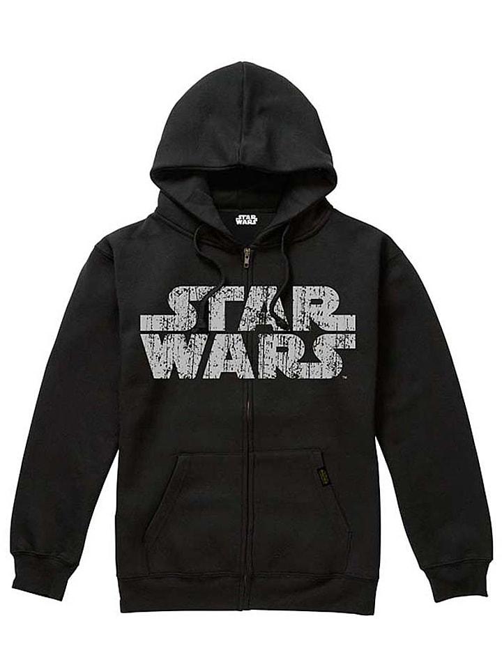 """Star Wars Sweatjacke """"Rebel"""" in Schwarz"""
