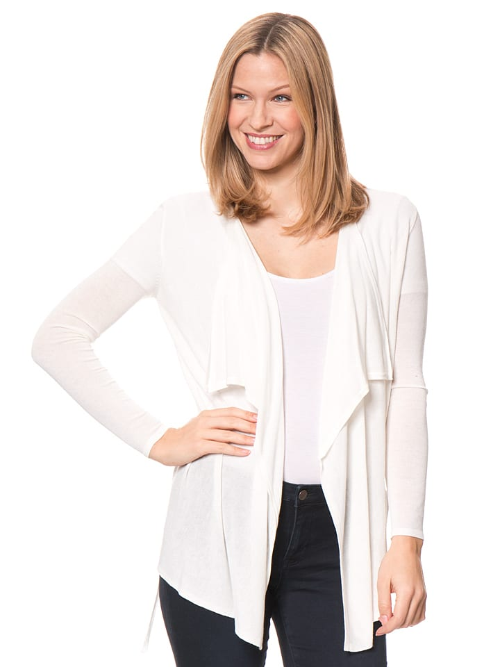 Tom Tailor Cardigan in Creme